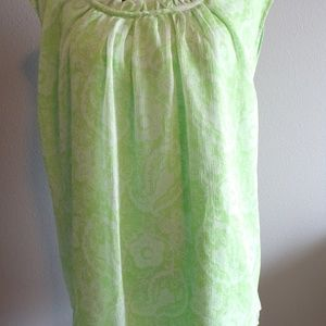 New w/Tags 4X 26W/28W Lime Green Top